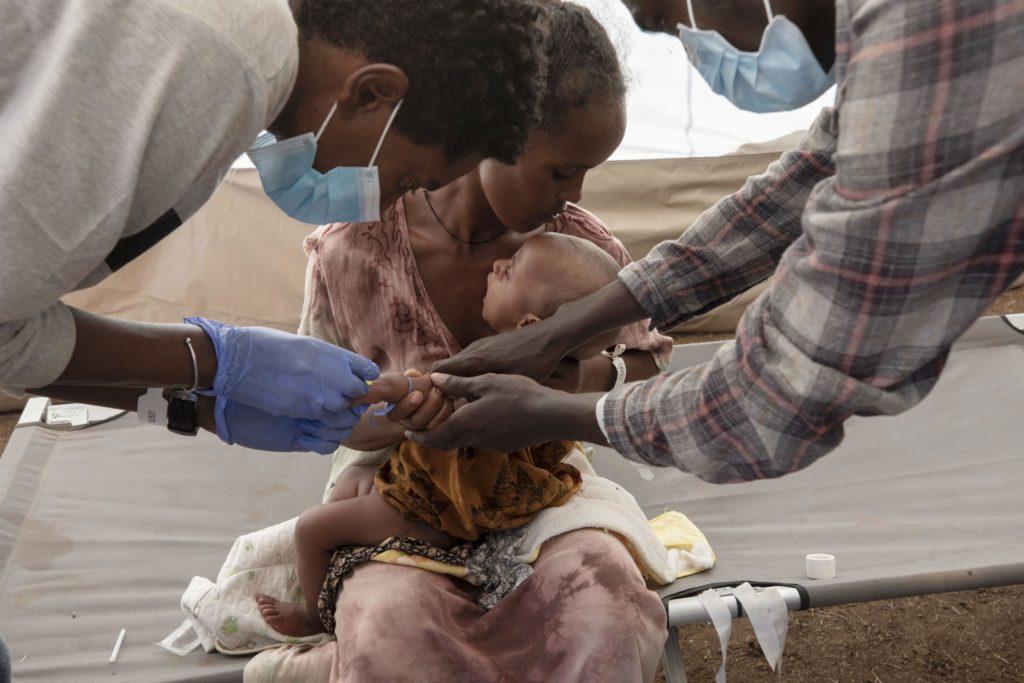 La crisi sanitaria nel Tigray devastato dalla guerra in Etiopia