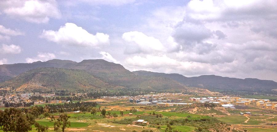 Adigrat Tigray - Agosto 2013