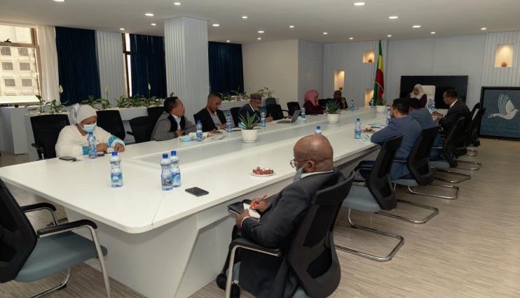 ECC Afferma Che Il 75% Degli Ospedali Nella Regione Del Tigray Sono Operativi, Il 10% Sono Operativi Parzialmente