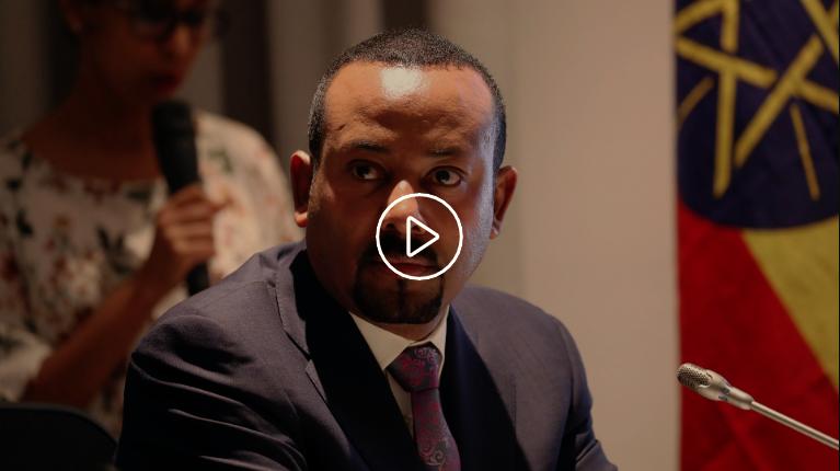 Video 2 Premier etiopia Abiy Ahmed