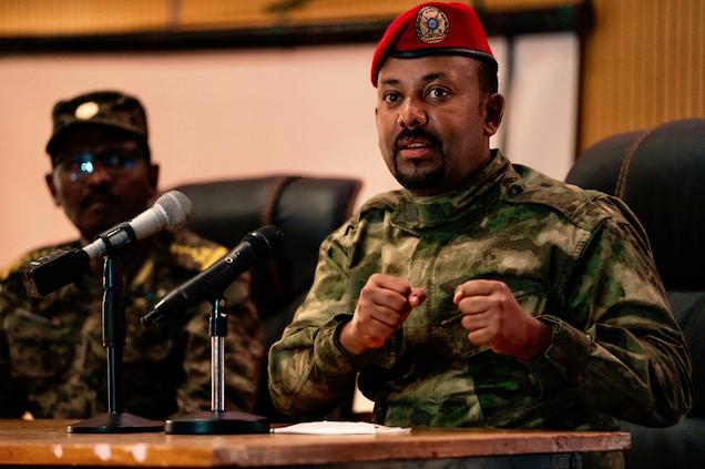 Etiopia - Premier Abiy Ahmed