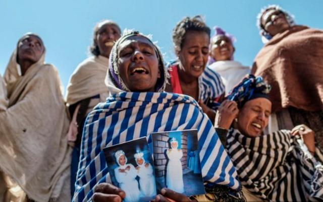 Madri e Donne in Tigray - Etiopia