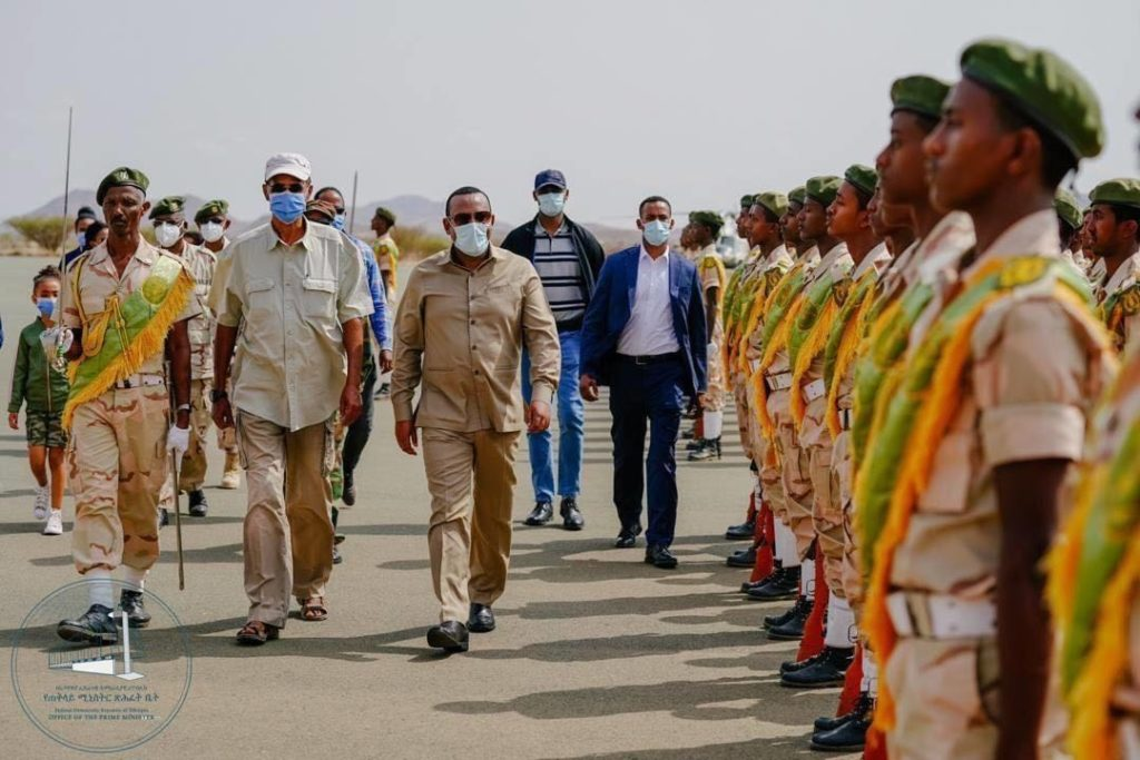 Abiy Afwerki Tigray - Focusing on Eritrea for the withdrawal of its troops from Tigray