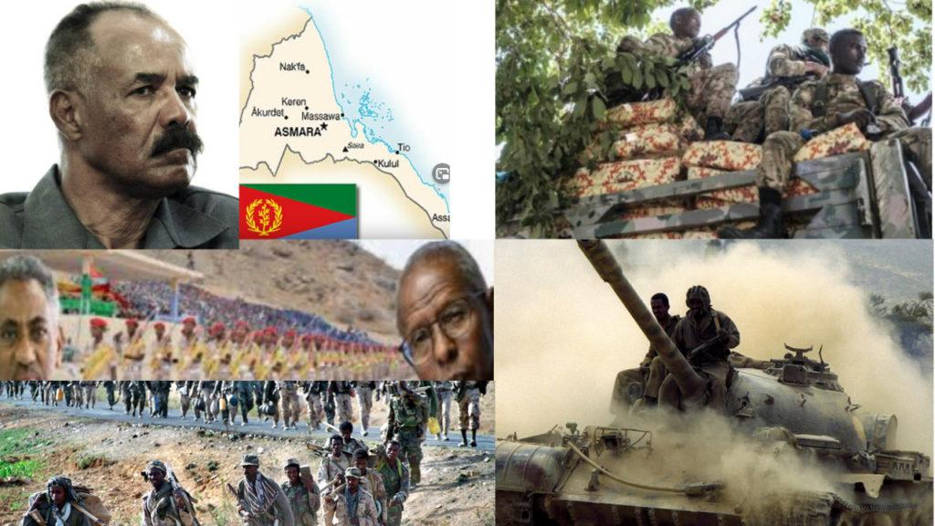 L' esercito eritreo fa una guerra contro il tempo e contro le giovani leve del TPLF