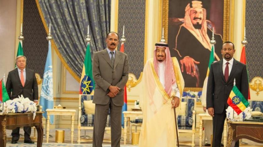 Abiy Ahmed Isaias Afwerki accordo di pace 2018