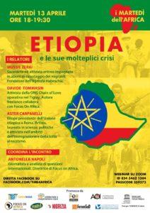 Tigray Etiopia - Webinar Focus on Africa & Time For Africa