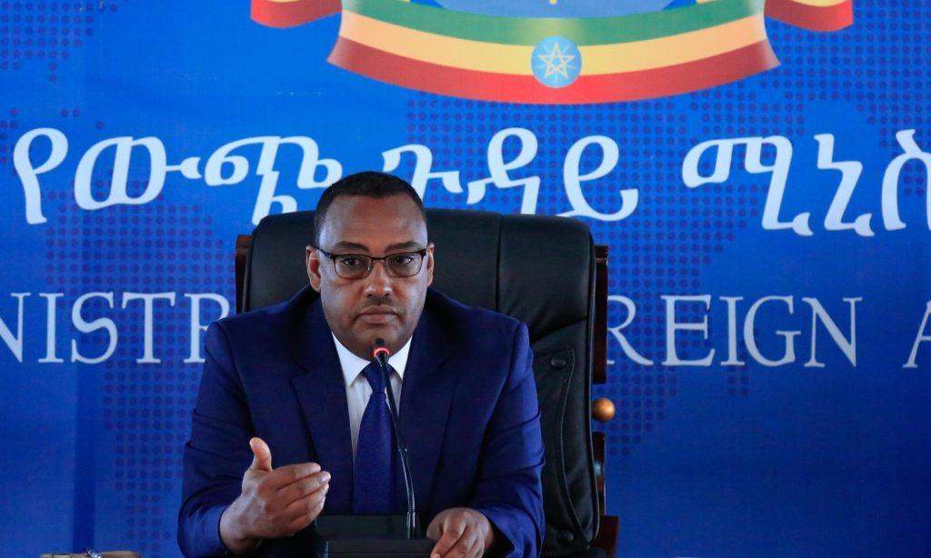 Demeke Mekonnen - Etiopia Ministro Affari Esteri