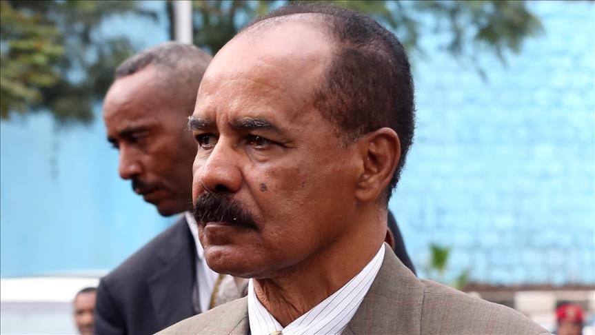 Isaias Afwerki - opposizione politica contro il premier