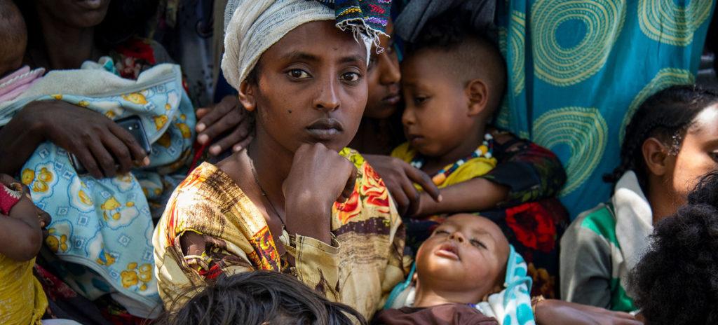 Tigray - la guerra genocida dimenticata dal mondo - Etiopia