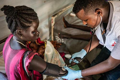 Etiopia: MSF costretta a sospendere la maggior parte dell'assistenza sanitaria
