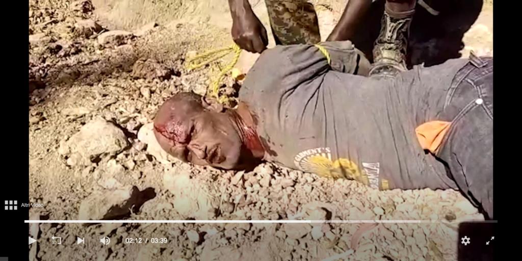 Le atrocità commesse dai soldati amhara in Tigray