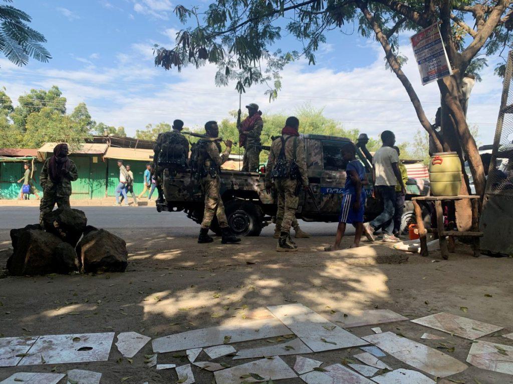 Etiopia: offensiva aerea in Afar ed Amhara contro il TDF - Tigray Defence Forces