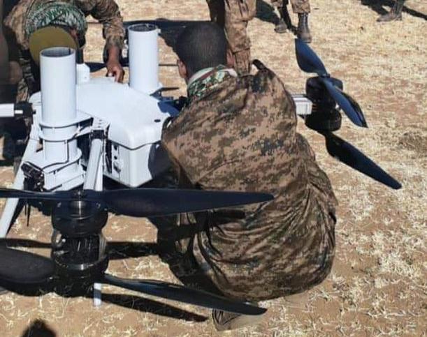 Evidenze droni forniti da Emirati Arabi al gov. etiope per la guerra genocida in Tigray