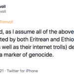 La guerra in Tigray è un genocidio?